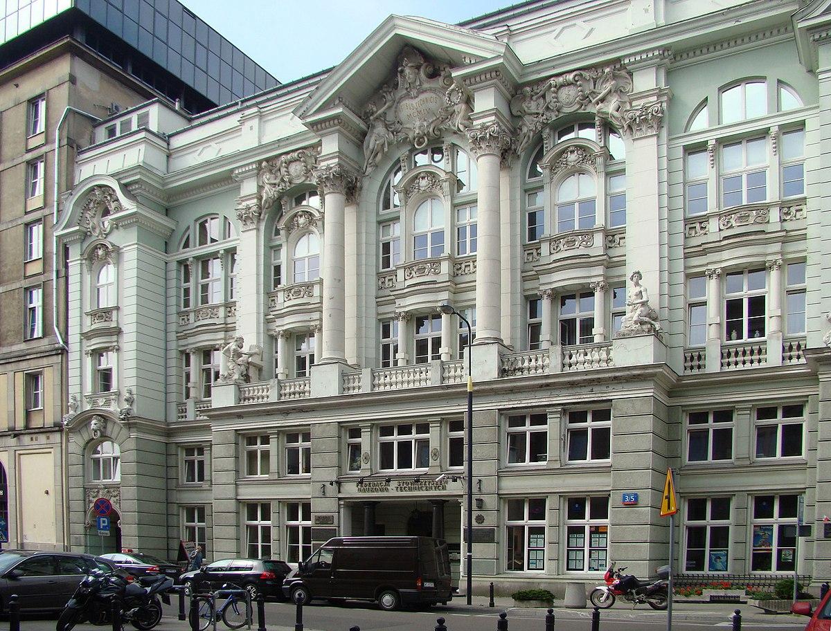Najpiękniejsze stare kamienice w Warszawie – TOP 10